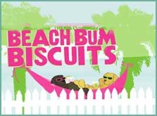 Beach Bum Biscuits