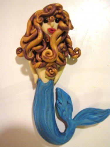 Mona's Christmas Mermaid