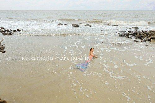 mermaid autumn