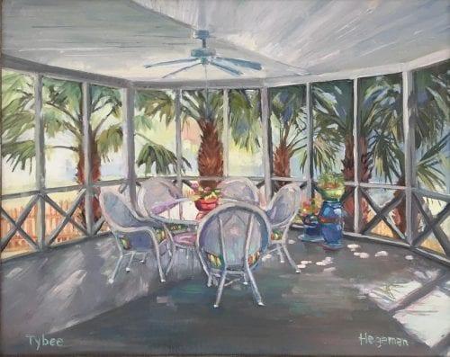 mermaid cottages vacation rentlas tybee island ga
