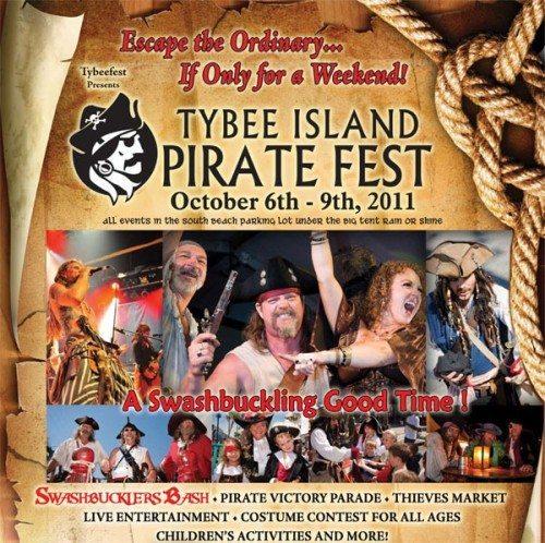 Tybee Island Events October
