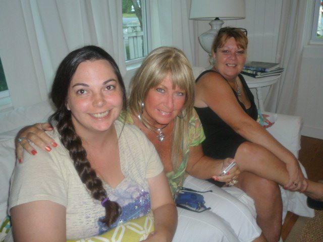 Toni, Jill and ?