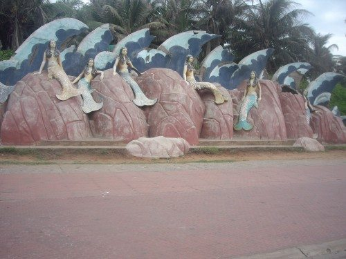 Mermaid Sightings Visakhapatnam India