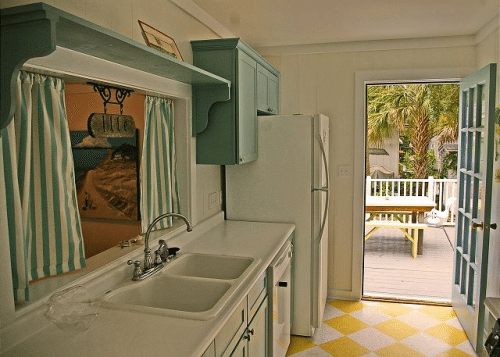 Nora's Cottage is great for a lovely island vacation