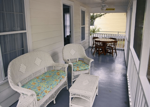 Family friendly and pet friendly vacation rentals in Tybee Island
