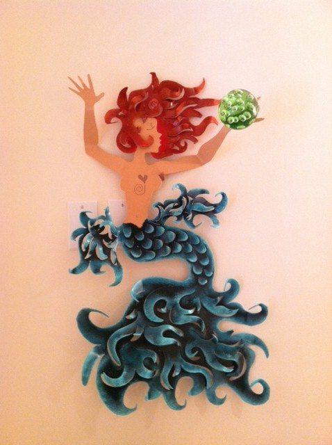 Mermaid Sightings: Ruth's New Mermaid