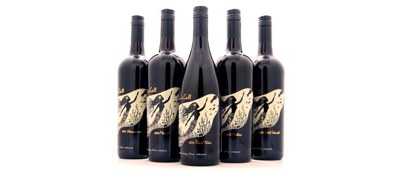 Mermaid Sightings:Siren's Call Wine