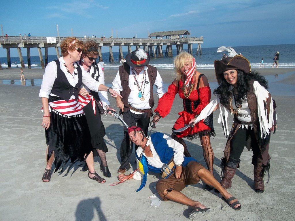 Pirate Fest Tybee Island