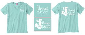 Mermaids Make A Difference T-Shirt
