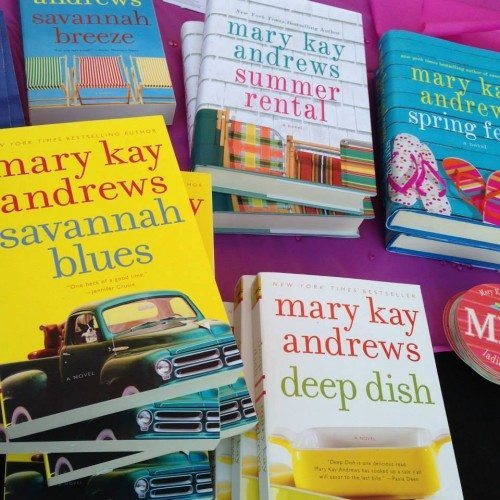 Mary Kay Andrews' Books