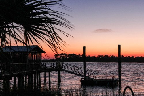Tybee's Winter Glow photo: Unskinny Boppy