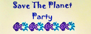 save the planet party