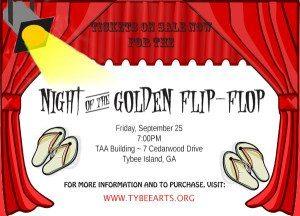 night of the golden flip flop