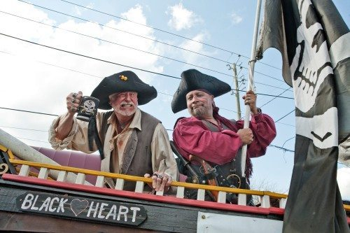 tybee island pirate fest