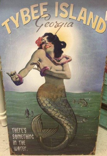 tybee island mermaid crop