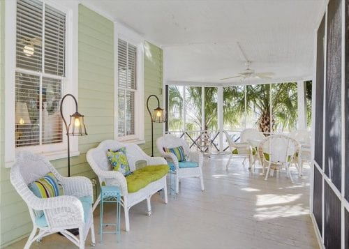 13 pretty porches of tybee island