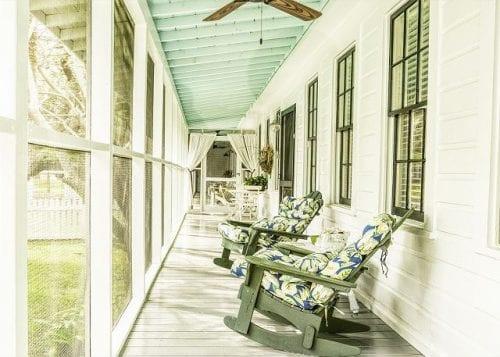13 pretty porches of tybee island