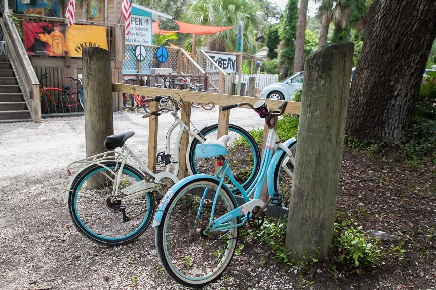 bikes for getting around tybee island