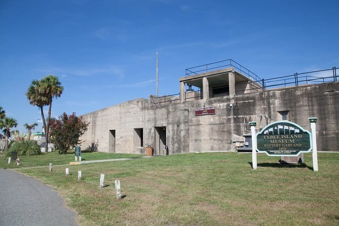 fort screven on tybee island ga