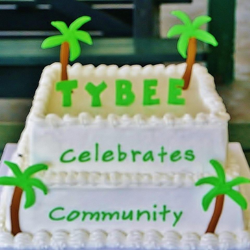 tybee community day cake