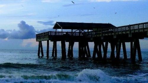 the tybee island pier